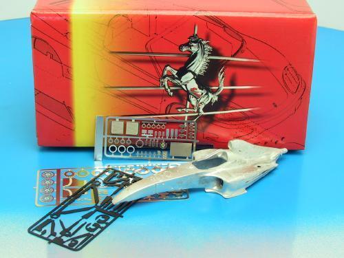 Ferrari F2002 GP France 2002 World Champion MET113 BBR 1 43 Kit Made in
