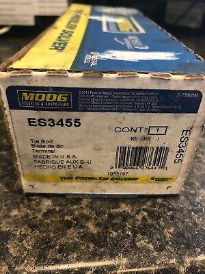 Steering Tie Rod End-GLS Moog ES3455