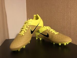 4cd551349da0 Nike Magista Orden LTHR FG Mens Size UK 7 - Canvas Black Volt