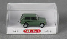 Wiking 020801 Lada Niva verde modelo 1994 1:87