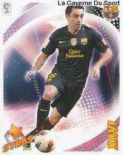 18 XAVI FC.BARCELONA ESPANA STARS Al Sadd  STICKER CROMO LIGA 2013 PANINI