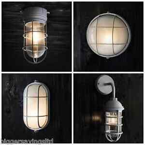 Details About Garden Trading Outdoor Lighting Chatham Range Round Bulk Ceiling Wall Lights
