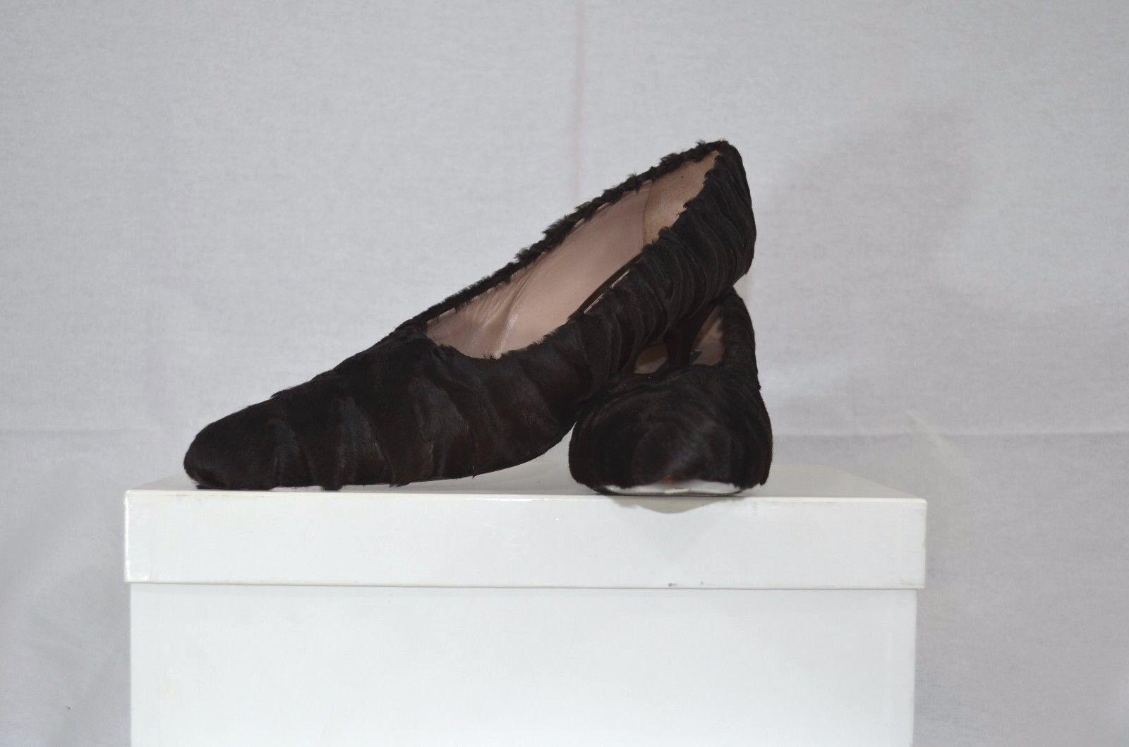 Rochas real de astracán Zapatos Piel Zapatos astracán d3eb0e