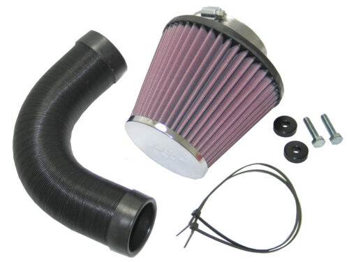 K/&N 57i INDUCTION KIT FOR FIAT UNO TURBO 1.4 1990-1994 57-0056 KN