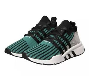 half off 9fbfc c249b Image is loading Adidas-Originals-EQT-Support-Mid-ADV-PK-Primeknit-