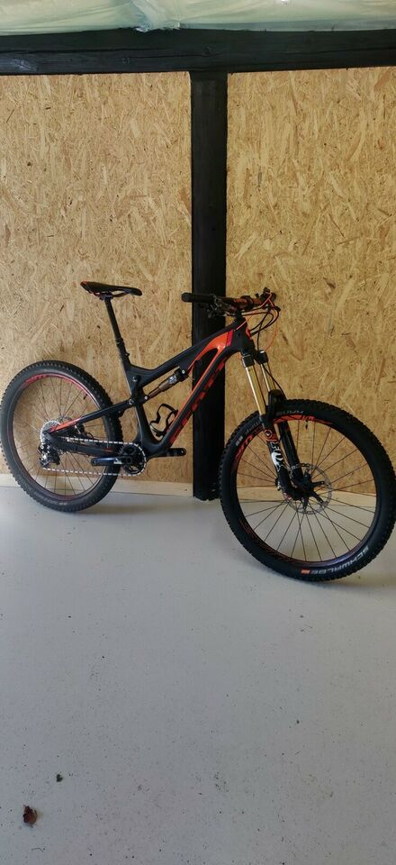Scott Genius 700 LT Tuned, full suspension, 11 gear