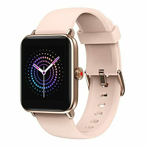 Fitpolo Fitness Smart Watch for Women Men Fitness Tracker with Heart Rate Mon...