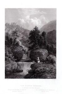 SILVER-CASCADE-Mount-Jackson-Harts-Carroll-Co-New-Hampshire