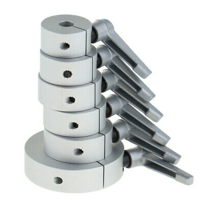 Details about  /Drill Bit Shaft Depth Split Ring Stop Collar with Handle