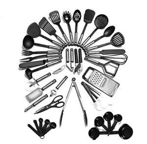 Kitchen 40 PC Chef Utensil Set