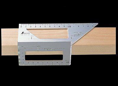 Shinwa aluminum Saddle Layout Square 62113 Measurement Japan Import Free ship