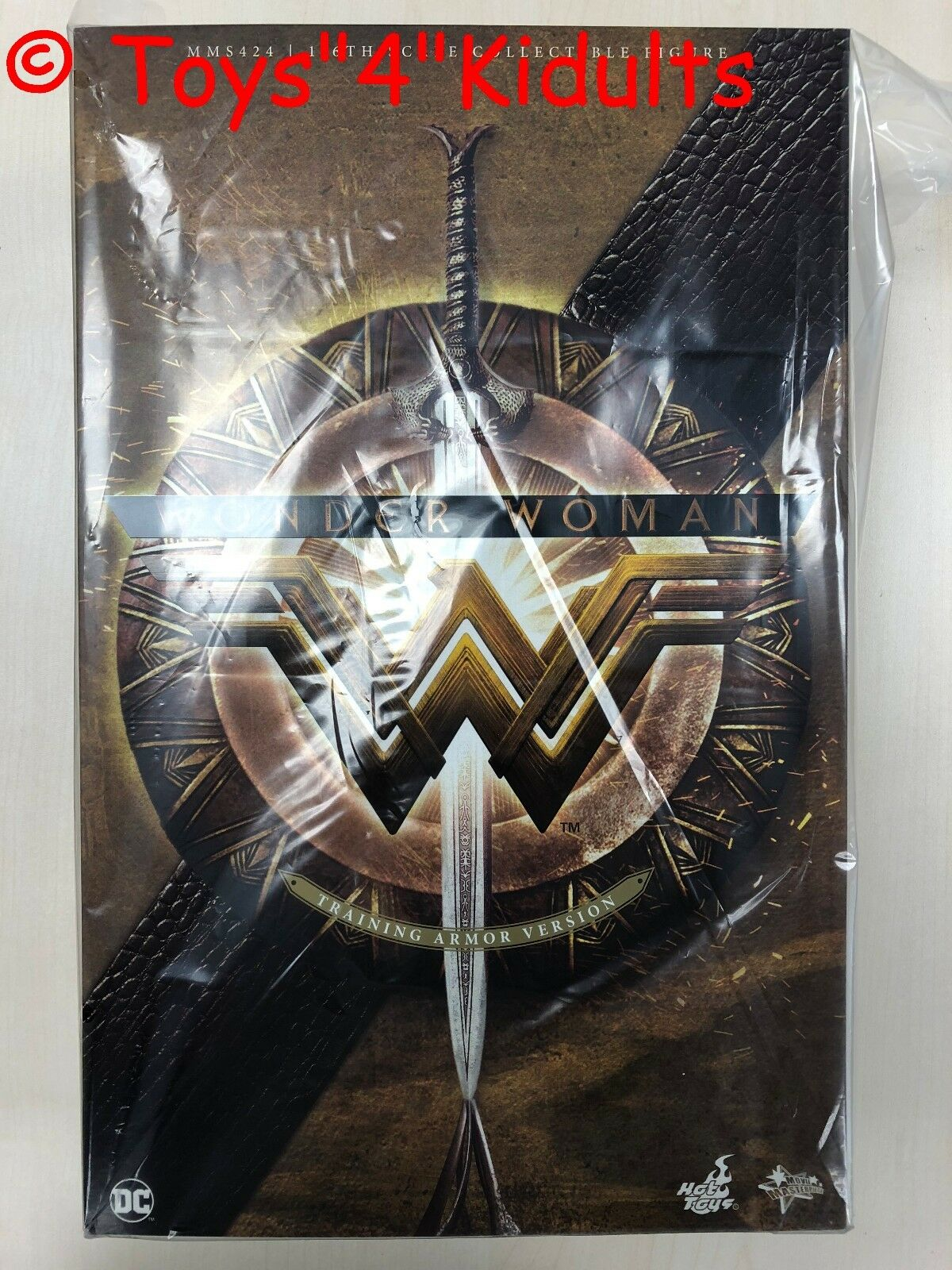 Hot Toys MMS 424 Wonder Woman Gal Gadot (formation Armor Version) Figure NEW