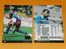 J-M. THETIS SC MONTPELLIER PAILLADE MOSSON FOOTBALL CARD PANINI 1996-1997