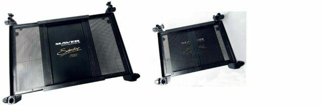 Maver Signature Pro Mega Extending side tray Fits 25 20 36mm Legs Seatbox L1105