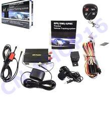 LOCALIZZATORE SATELLITARE ANTIFURTO GPS GSM GPRS TRACKER TK103-B AUTO MOTO