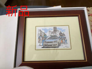 Wagen Forxwagen Picture Painter Painting Eiaki Ito