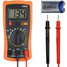 Digital Multimeter Pocket Multimeters Tester Voltmeter Ammeter Ohmmeter Acdc