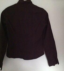 Girls-small-Black-shirt-Naf-Naf-chest-34-inches