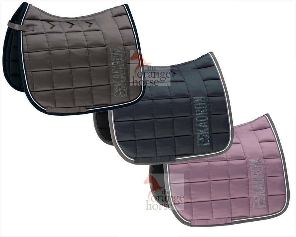 Eskadron saddle  cloths large square glossy hw 2017  wholesale cheap