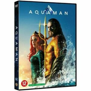 DVD-AQUAMAN-Neuf-sous-blister