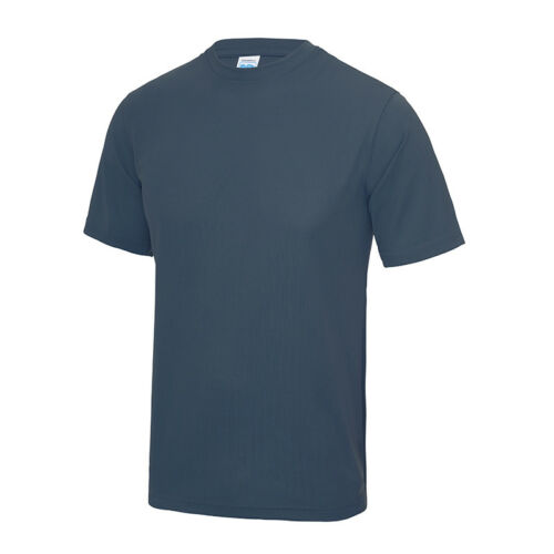 AWDis MEN/'S GYM T-SHIRT SPORT TRAINING RUNNING QUICK DRY UPF 30 SUN PROTECTION