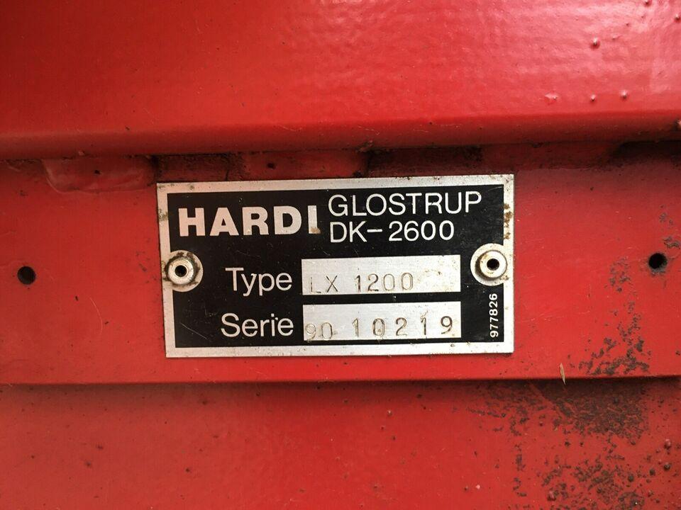 Marksprøjte, Hardi LX 1200