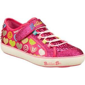 Image is loading NIB-Skechers-Bella-Ballerina-Curtsies -Sugarspin-Casual-Shoe-