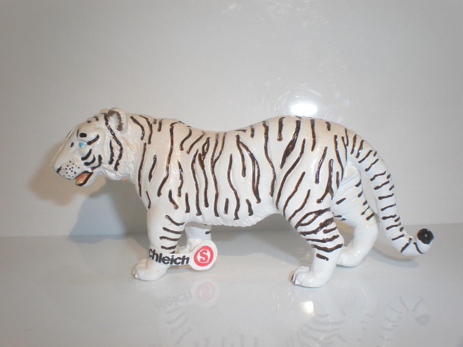 14098 Schleich Tiger  White Tiger, female  ref 9P1