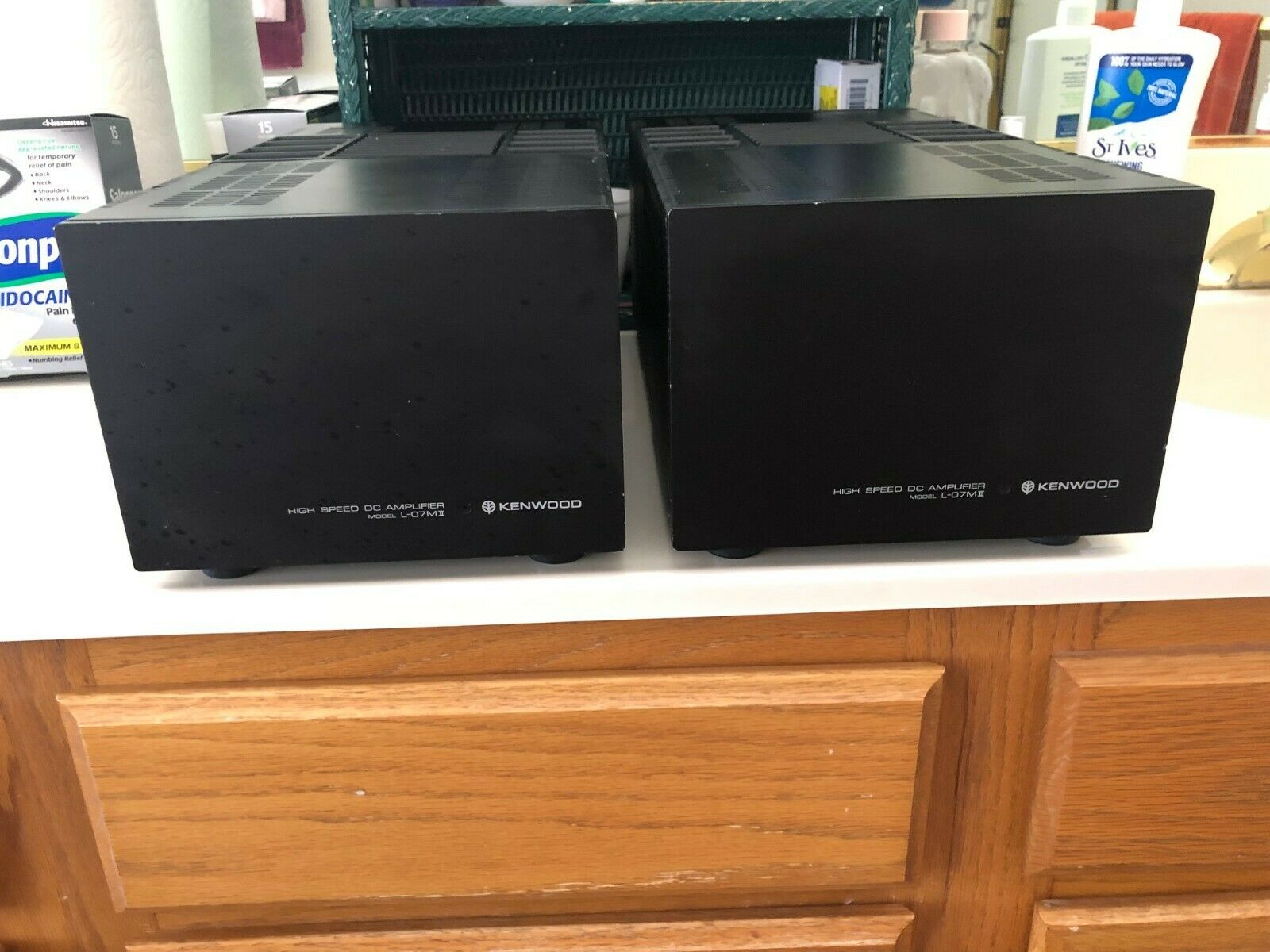 Kenwood Trio L-07M MII MkII. Available Now for 2250.00