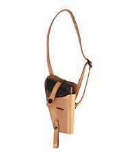 Mil-Tec US Schulterholster M3 Braun (Repro) Leder Holster Pistolenholster