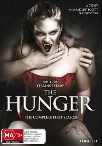 1 of 1 - THE HUNGER SEASON 1 : NEW DVD