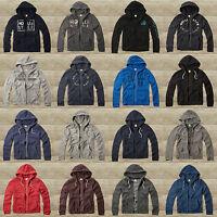 HOLLISTER by Abercrombie MEN`S HOODIES Sweatshirt NEW SAN ELIJIO SZ: S,M , L, XL
