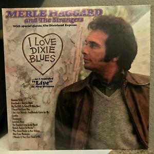 "MERLE HAGGARD - I Love Dixie Blues (ST-11200) - 12"" Vinyl Record LP - EX"