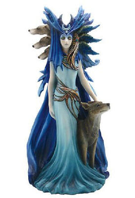 Celtic Goddess Hekate Hecate Statue by Anne Stokes Nemesis Now