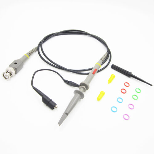P6100 100MHz Oscilloscope Scope Clip Probe 100MHz Tektronix HP DY BAF