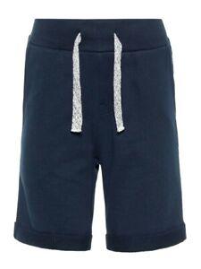 NAME-IT-Jungen-Sweat-Shorts-Jogginghose-NKMVermo-dunkelblau-Groesse-92-bis-164