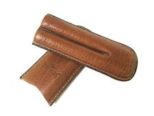 by SHANTPETER MADE IN U.S.A. durable 9 colors Genuine Leather Cigar Case/'s