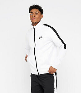 MENS-NIKE-TRIBUTE-FULL-TRACKSUIT-IN-WHITE-WITH-BLACK-FREE-SHIPPING-UK