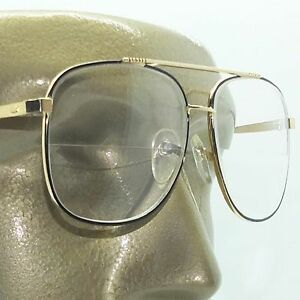 81b3b5fc92 True Half Bifocal Aviator Large Lens Classic Reading Glasses +1.25 ...