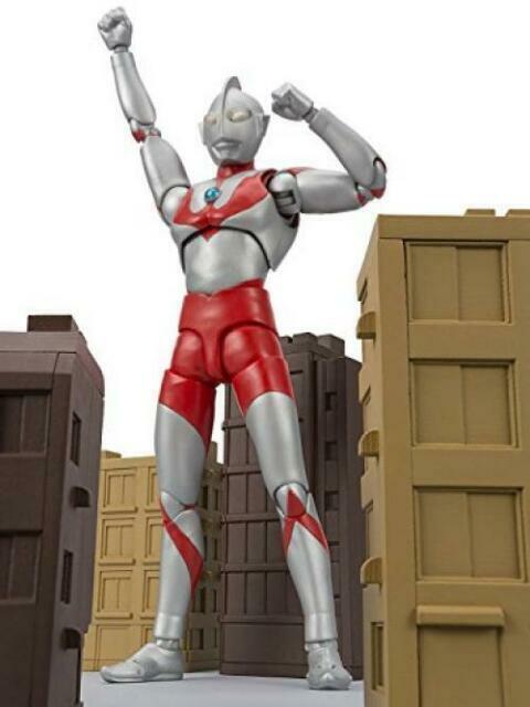 Bandai Best Selection S.H.Figuarts Ultraman 150mm Action Figure
