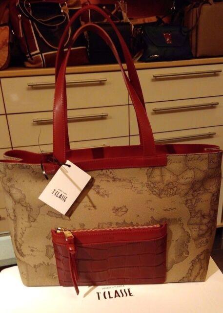 Borsa Prima Classe Alviero Martini - Shopping Bag SCONTO | Acquisti ...