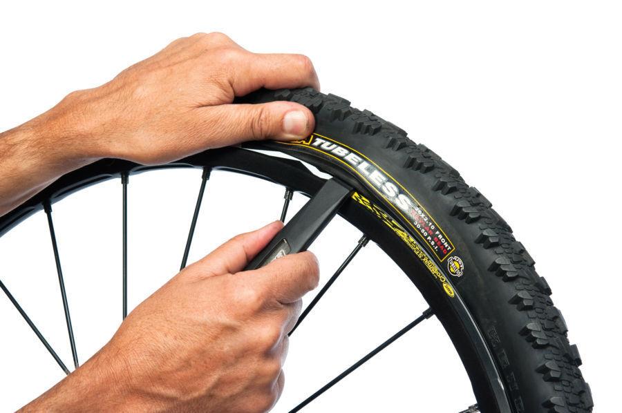 Useful TOOL BICYCLE CYCLE BIKE SET OF 2 NYLON TYRE TIRE LEVERSYN
