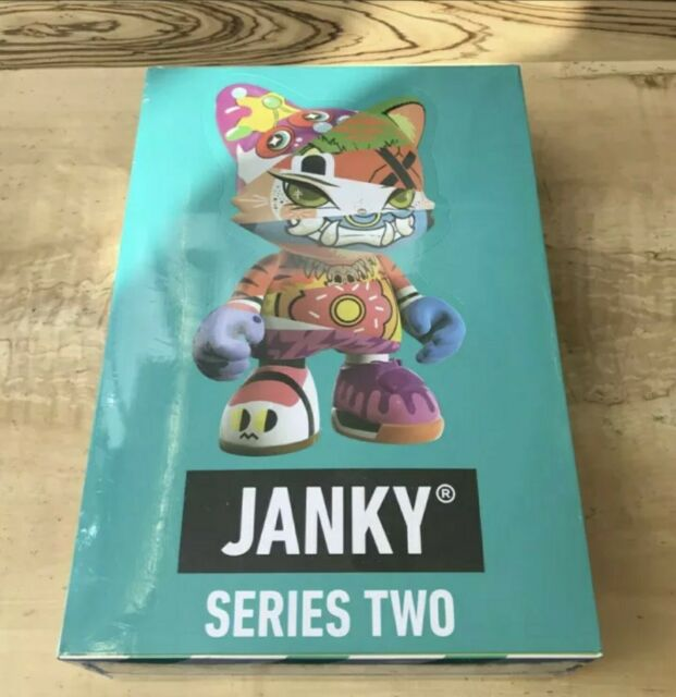 Janky Series 2 3.5 inch blindbox unopened