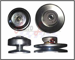 40-Series-Torque-Converter-3-4-034-Driven-1-034-Driver-Clutch-Pulley-Set-Kit-Comet-40D