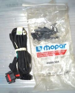 image is loading trailer-wire-harness-plymouth-voyager-grand-voyager-dodge-