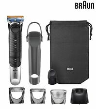 Braun BG5030 Body Groomer Wet & Dry Whole Body Hair Shaver Trimmer  Trim & Shave