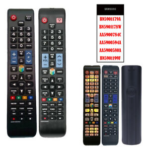 Universal-Remote-Control-BN59-01179A-For-Samsung-LCD-LED-HDTV-Smart-TV-Buttons