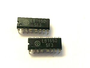 LB1650 Original New Sanyo Integrated Circuit | FREE Shipping within US LOT OF 5