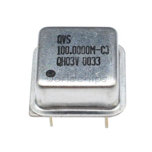 5PCS Lot 100.00MHz 100MHz 100M HZ DIP-4 Active Crystal Oscillators