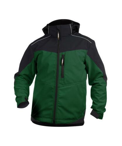 Dassy Tavira Herren Softshell Jacke Jakarta Workwear Softshelljacke Herrenjacke